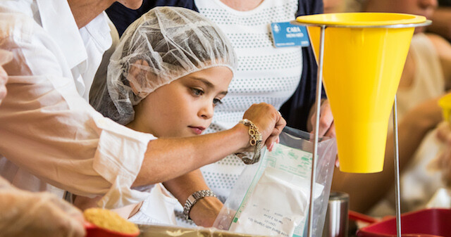 Meals of Hope Meal Packing